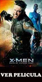 Ver X-Men Días del futuro pasado (2014)