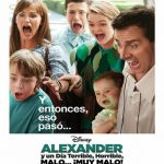 Ver Alexander y el día terrible (2014) Online