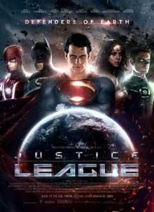 Ver Justice League (La Liga de la Justicia) (2017) Gratis Online